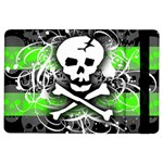 Deathrock Skull Apple iPad Air Flip Case