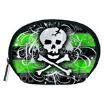 Deathrock Skull Accessory Pouch (Medium)