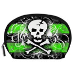 Deathrock Skull Accessory Pouch (Large)