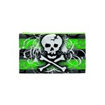 Deathrock Skull Cosmetic Bag (XS)