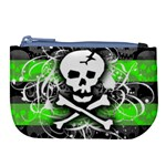 Deathrock Skull Large Coin Purse