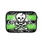 Deathrock Skull Apple MacBook Pro 15  Zipper Case