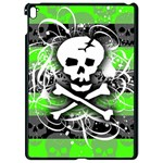Deathrock Skull Apple iPad Pro 9.7   Black Seamless Case