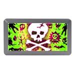 Deathrock Skull & Crossbones Memory Card Reader (Mini)