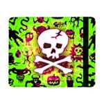 Deathrock Skull & Crossbones Samsung Galaxy Tab Pro 8.4  Flip Case