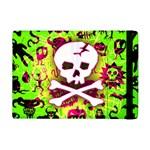 Deathrock Skull & Crossbones Apple iPad Mini 2 Flip Case