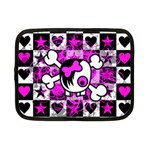 Emo Scene Girl Skull Netbook Case (Small)
