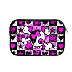 Emo Scene Girl Skull Apple MacBook Pro 13  Zipper Case