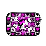 Emo Scene Girl Skull Apple MacBook Pro 15  Zipper Case