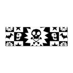 Gothic Punk Skull Sticker Bumper (100 pack)
