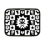 Gothic Punk Skull Netbook Case (Small)