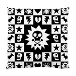Gothic Punk Skull Standard Cushion Case (One Side)