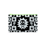 Gothic Punk Skull Cosmetic Bag (XS)