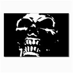 Morbid Skull Postcards 5  x 7  (Pkg of 10)