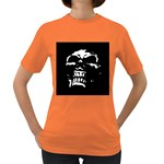 Morbid Skull Women s Dark T-Shirt