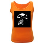 Morbid Skull Women s Dark Tank Top