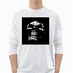 Morbid Skull Long Sleeve T-Shirt