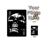Morbid Skull Playing Cards 54 Designs (Mini)