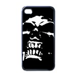 Morbid Skull iPhone 4 Case (Black)