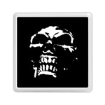 Morbid Skull Memory Card Reader (Square)
