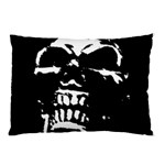 Morbid Skull Pillow Case (Two Sides)
