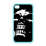 Morbid Skull iPhone 4 Case (Color)