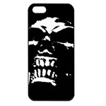 Morbid Skull iPhone 5 Seamless Case (Black)