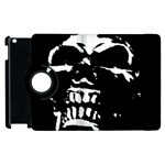 Morbid Skull Apple iPad 2 Flip 360 Case