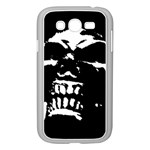 Morbid Skull Samsung Galaxy Grand DUOS I9082 Case (White)