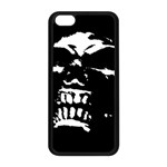 Morbid Skull iPhone 5C Seamless Case (Black)