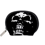 Morbid Skull Accessory Pouch (Small)