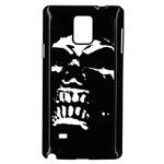 Morbid Skull Samsung Galaxy Note 4 Case (Black)