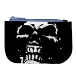 Morbid Skull Large Coin Purse