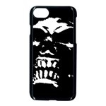 Morbid Skull iPhone 7 Seamless Case (Black)