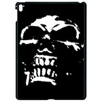 Morbid Skull Apple iPad Pro 9.7   Black Seamless Case