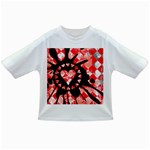 Love Heart Splatter Infant/Toddler T-Shirt