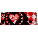 Love Heart Splatter Body Pillow Case Dakimakura (Two Sides)