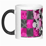 Princess Skull Heart Morph Mug