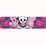 Princess Skull Heart Large Bar Mat