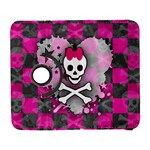 Princess Skull Heart Samsung Galaxy S  III Flip 360 Case