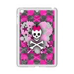 Princess Skull Heart Apple iPad Mini 2 Case (White)