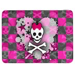 Princess Skull Heart Samsung Galaxy Tab 7  P1000 Flip Case