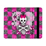 Princess Skull Heart Samsung Galaxy Tab Pro 8.4  Flip Case