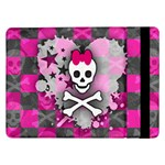 Princess Skull Heart Samsung Galaxy Tab Pro 12.2  Flip Case