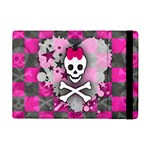 Princess Skull Heart Apple iPad Mini 2 Flip Case