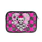 Princess Skull Heart Apple MacBook Pro 15  Zipper Case