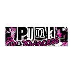 Punk Princess Sticker Bumper (10 pack)