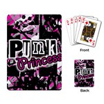 Punk Princess Playing Cards Single Design (Rectangle)