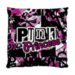 Punk Princess Standard Cushion Case (Two Sides)