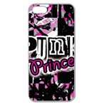Punk Princess Apple Seamless iPhone 5 Case (Clear)